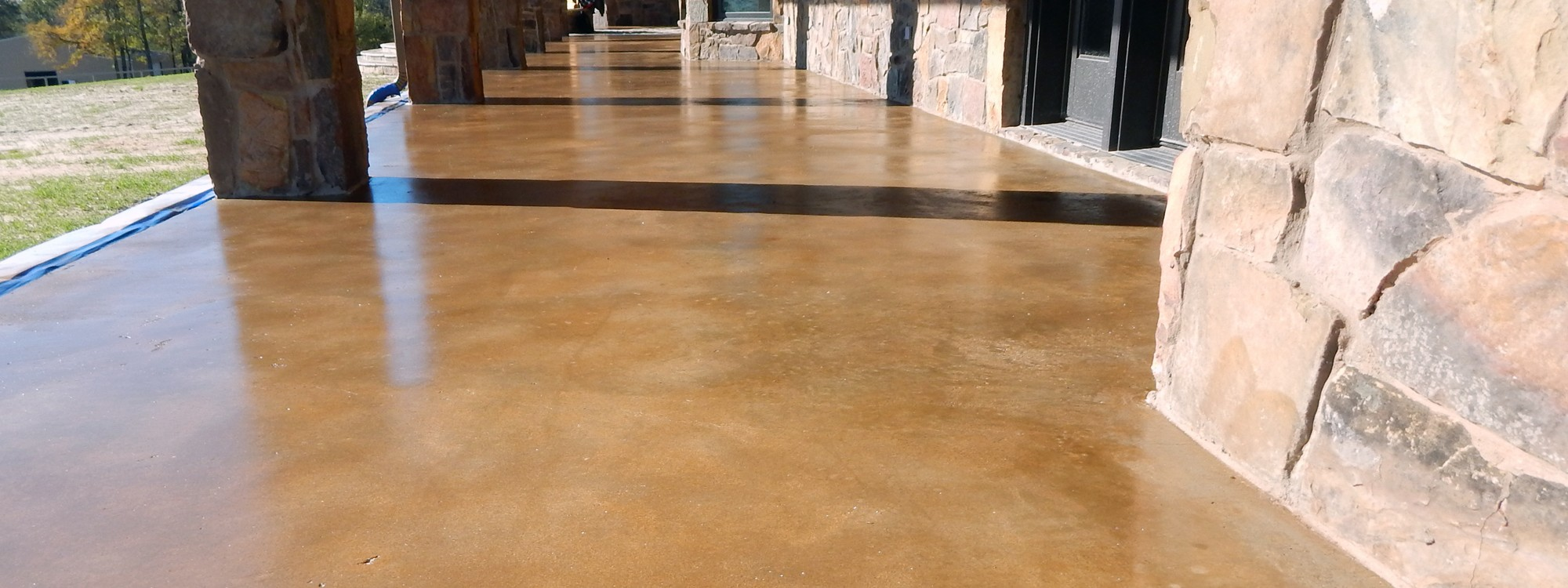 Concrete design stained flooring longview tx tyler tx for Texas floors